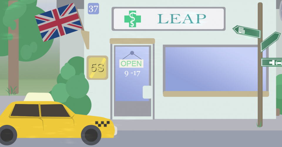 leap taxi